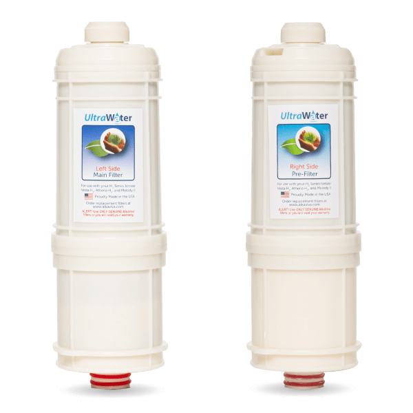 Ionizer Replacement Filters