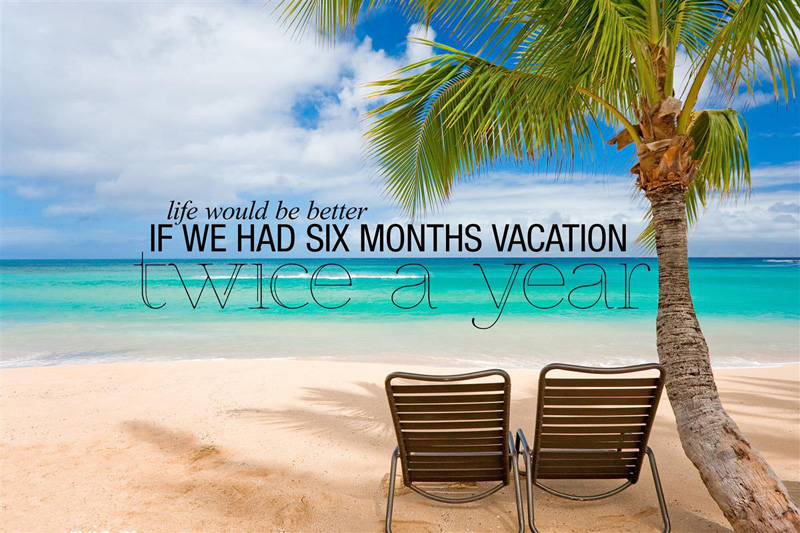 Vacation Status For Whatsapp Facebook Ultra Wishes