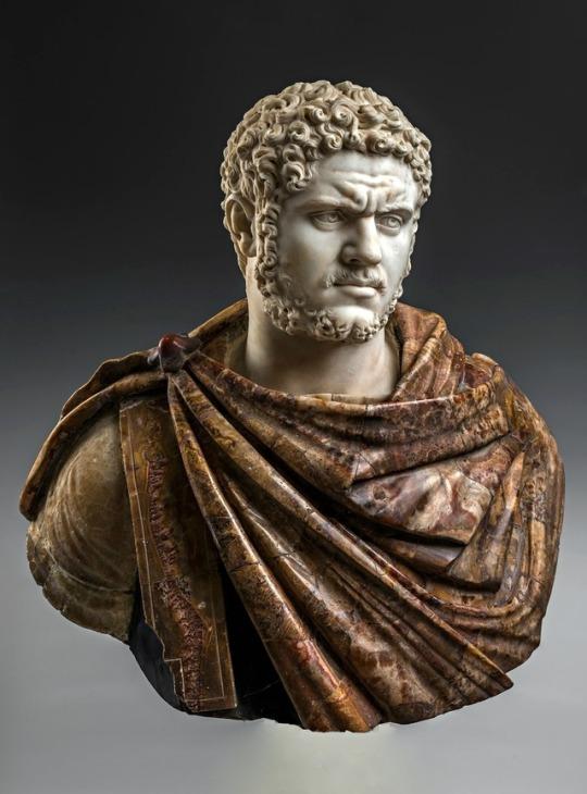 Bust of Emperor Caracalla