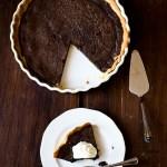 Tarta czekoladowa – Miny's Chocolate Pie