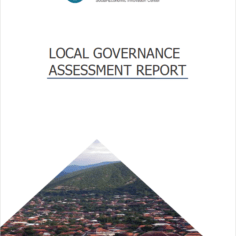 Local Governance Assessment Report