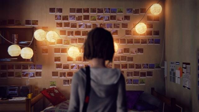 Life is Strange - Max's bedroom