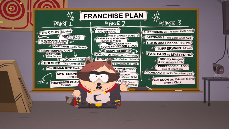 South Park: The Fractured but Whole - The Plan