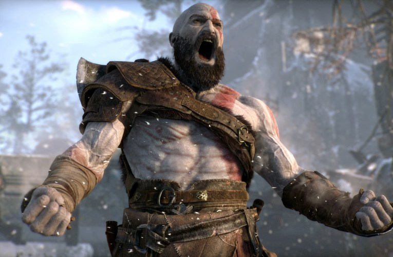 God of War Release date announced!