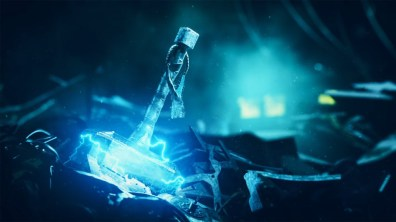 the_avengers_project Thor hammer