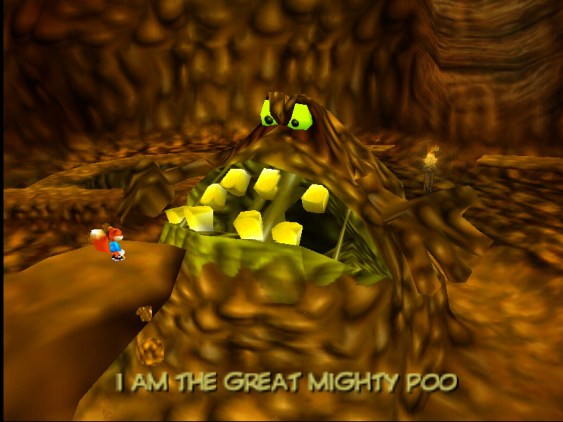 Conker's Bad Fur Day - Great_Mighty_Poo