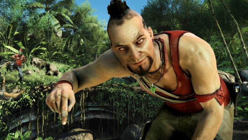 Far Cry 3 - Vaas