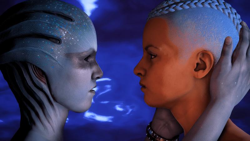 Mass Effect: Andromeda - Peebee