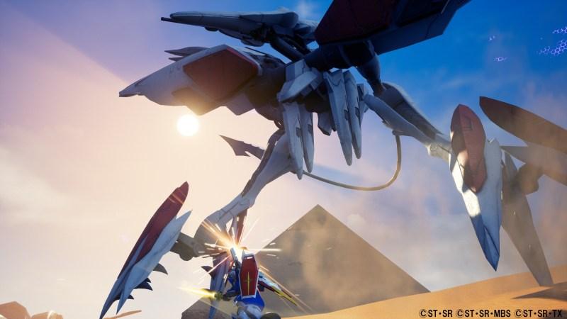 New Gundam Breaker - (1)