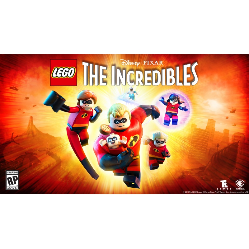 Lego The Incredibles - Review