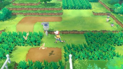 Pokemon Let's Go - (1)