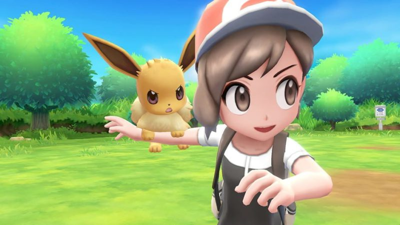 Pokemon Let's Go - (3)