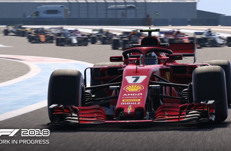 GC18 – F1 2018 – Hands On