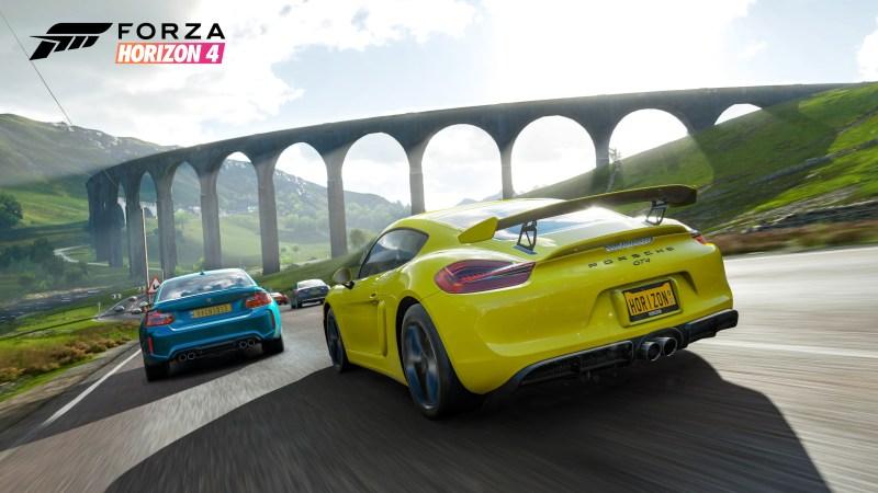 _Forza Horizon 4_ Previews - BMW and Porsche