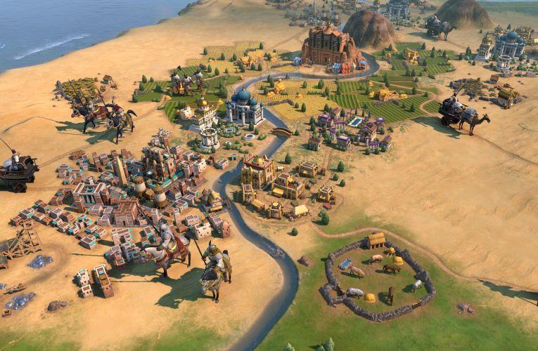 Civilization VI reveales its latest leader