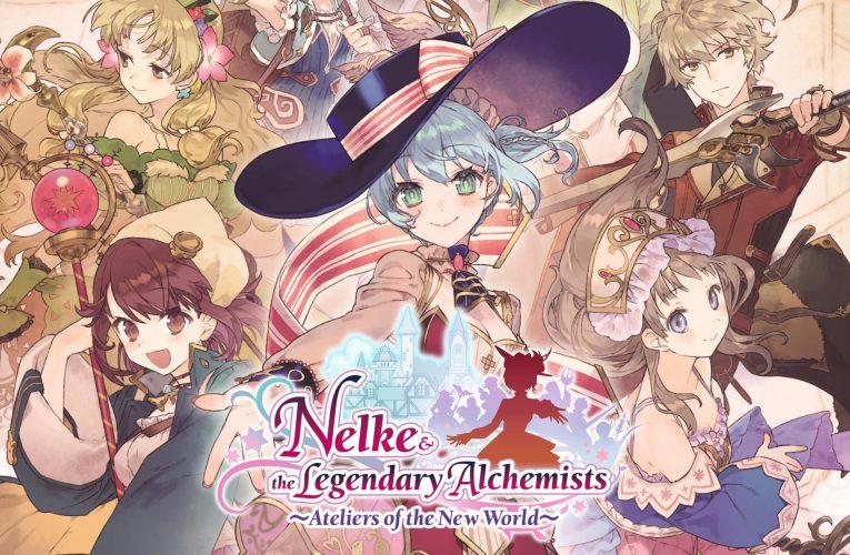 Nelke & the Legendary Alchemist – Review