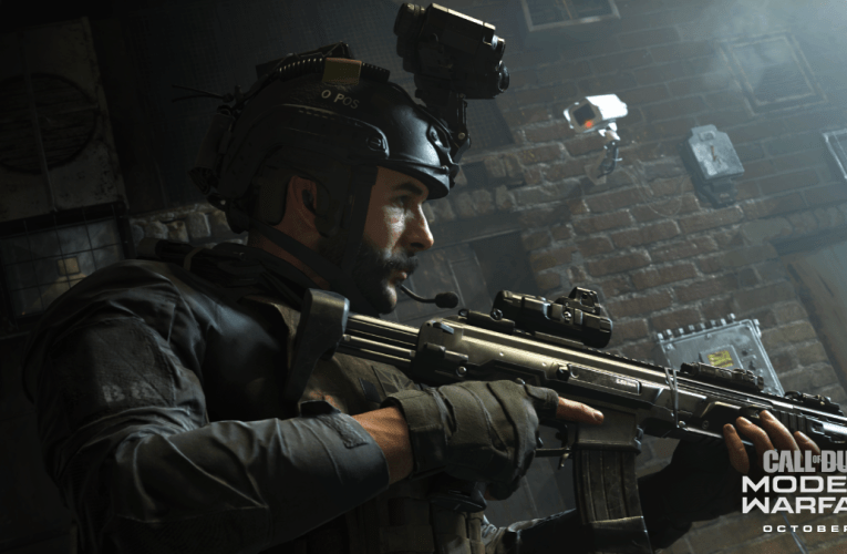 Guide: Call of Duty: Modern Warfare – Hidden Weapons