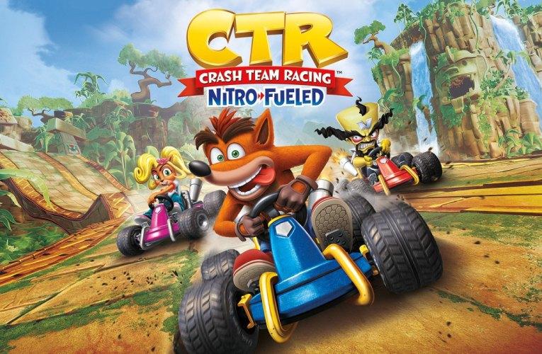 Crash Team Racing: Nitro-Fueled – Review