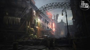 The Sinking City19