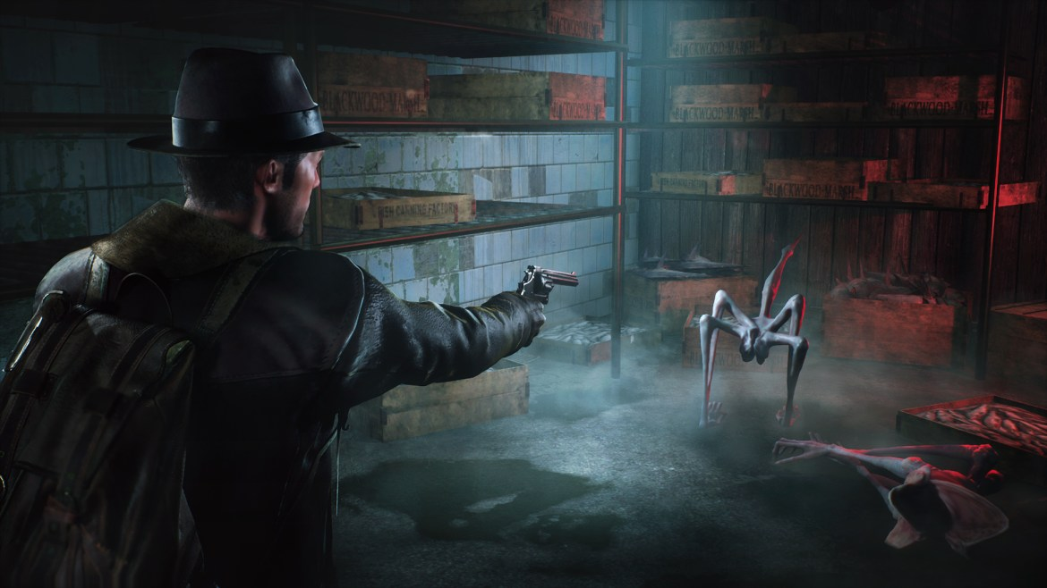 The Sinking City43