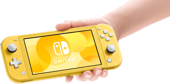 Nintendo Switch goes handheld only with 'Lite'