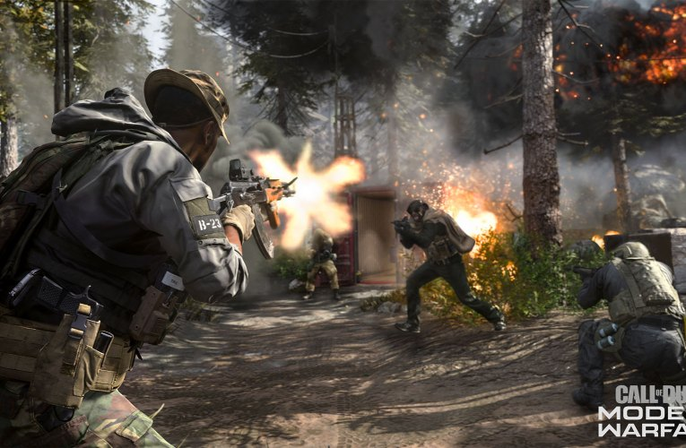 Call of Duty: Modern Warfare 2v2 Gunfight Tournament is now live