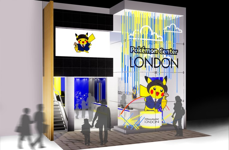 Pop-up store coming to London!