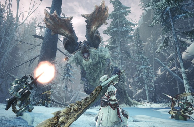 Monster Hunter World: Iceborne – Review