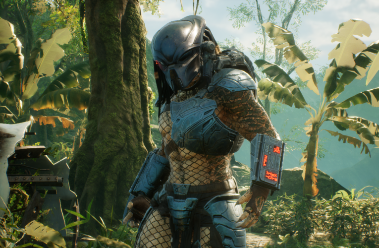 I went hands-on Predator: Hunting Grounds