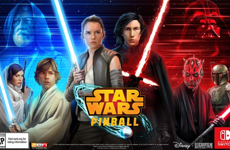 Star Wars Pinball – Review