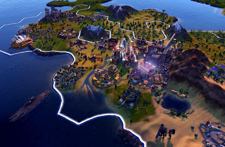 Civilization VI is coming to the PS4 and Xbox One