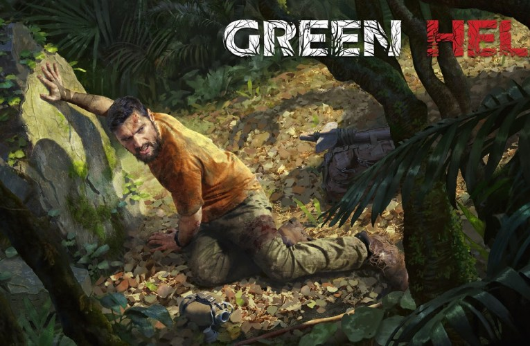 Green Hell 1.0 with story mode!