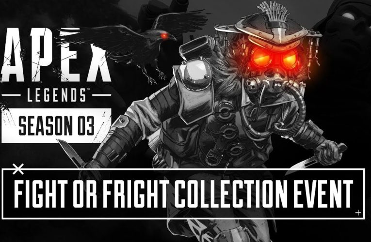 """Apex Legends """"Fight or Fright""""event"""