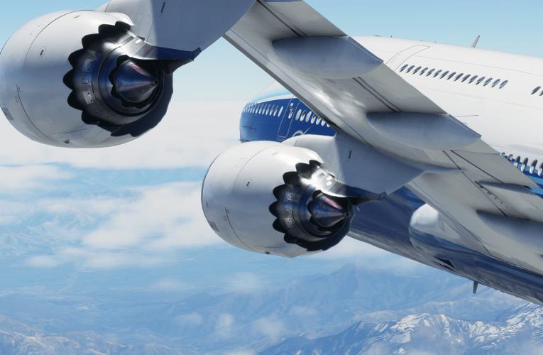 New gameplay footage of Flight Simulator