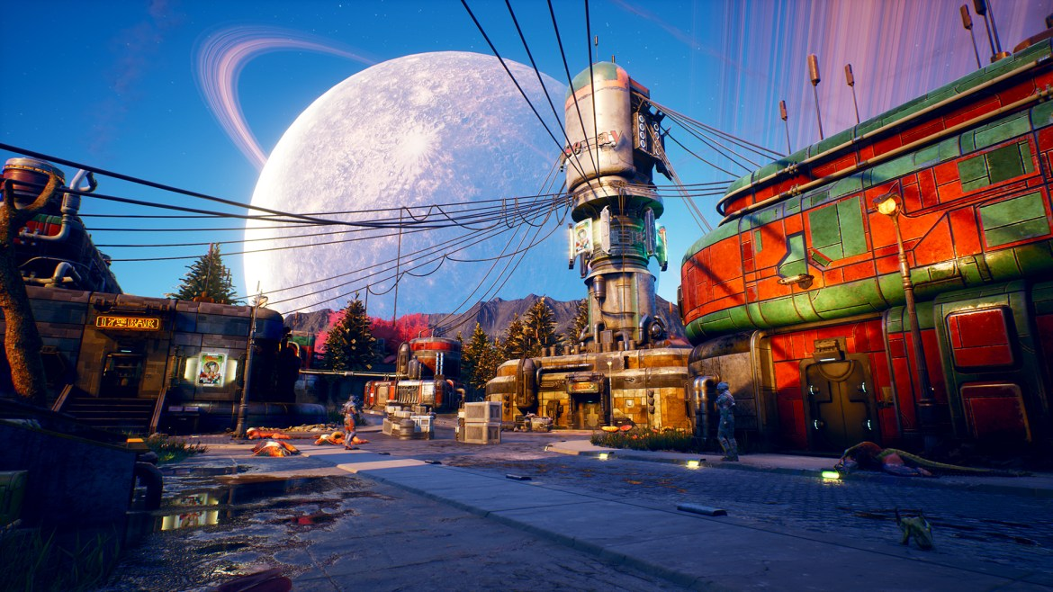 The Outer Worlds - (7)