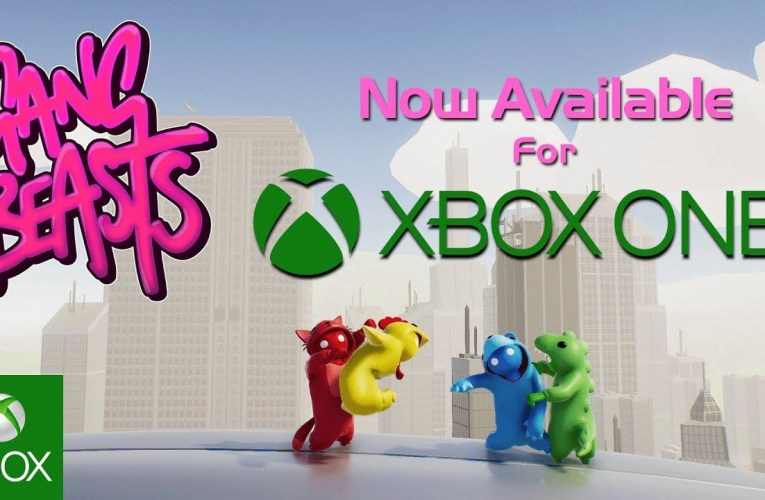 Gang Beasts Xbox One – Review