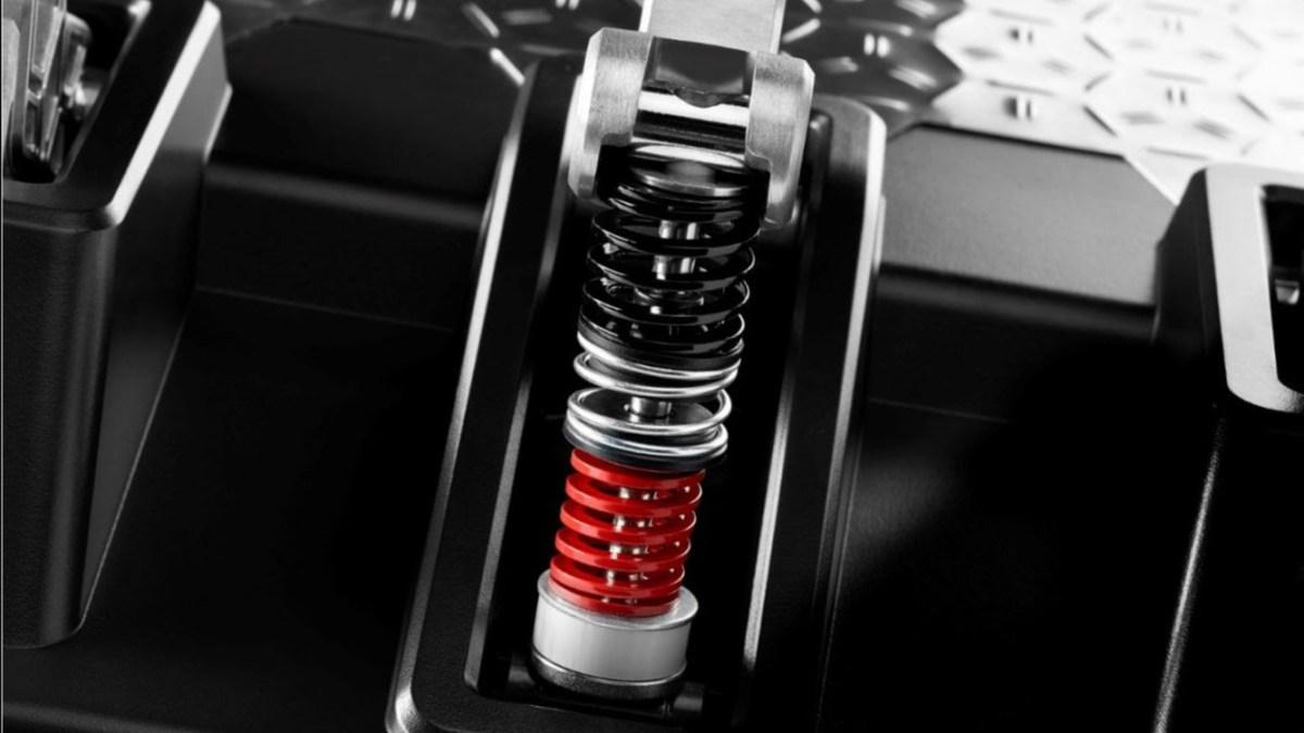 Thrust Pedal Brake