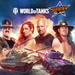 World of Tanks med SummerSlam Showdown