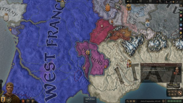Crusader Kings III Realm