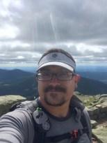 Mt. Lafayette Summit Selfie