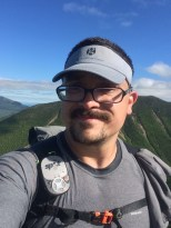 Bondcliff Summit Selfie