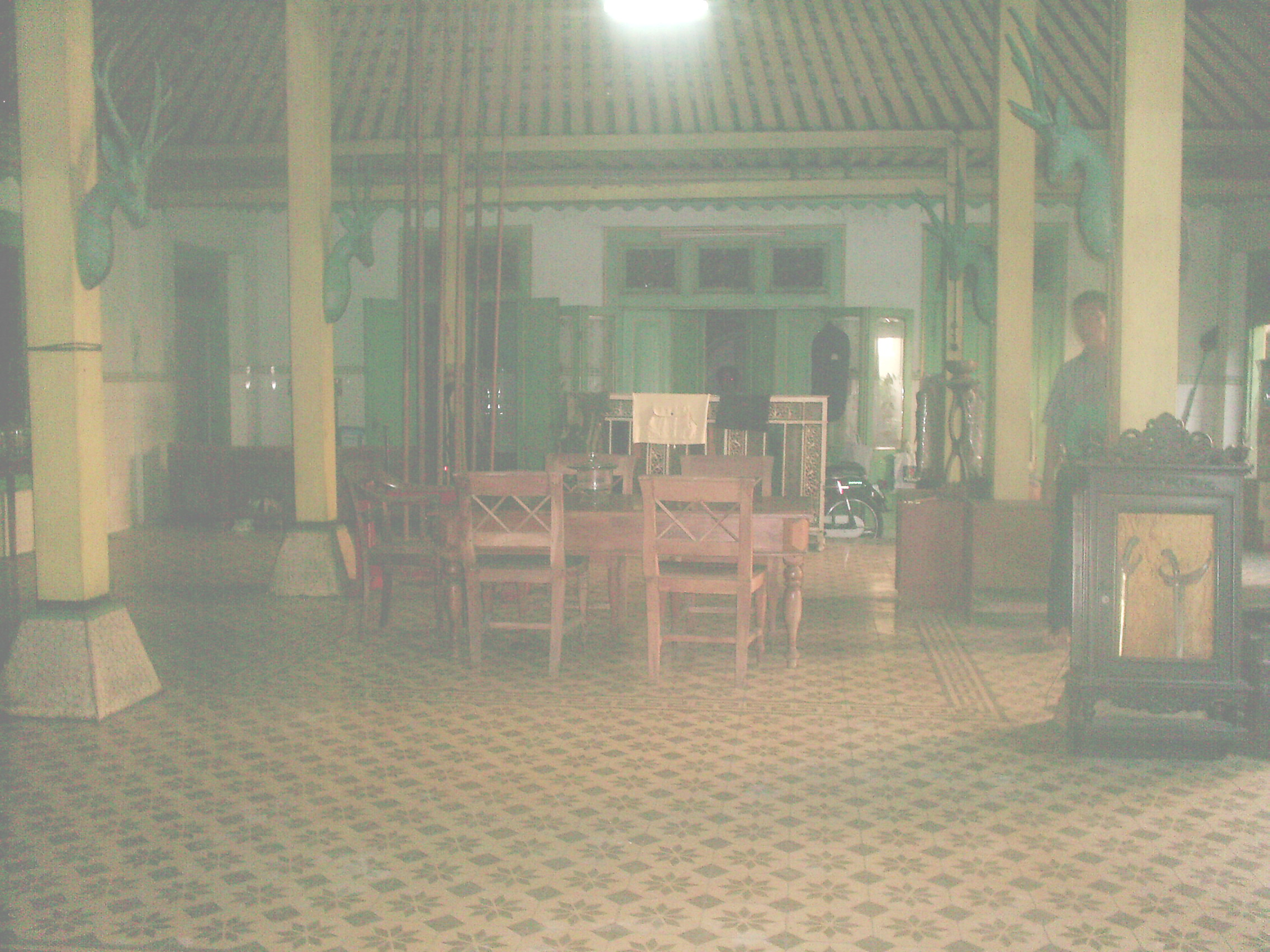 Denah Rumah Joglo Jawa struktur rumah tradisional nusantara jawa tengah denah new denah rumah