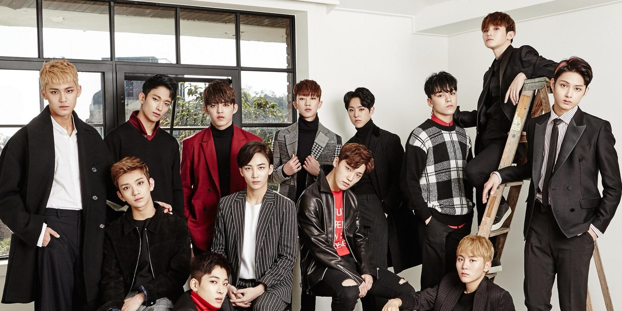 SEVENTEEN confirmed to appear on Weekly Idol for their February