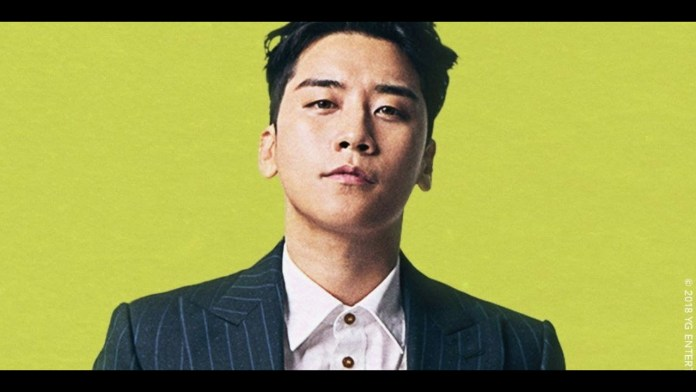 Seungri Comeback Video Teaser