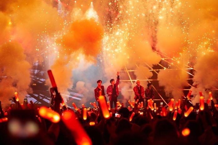 iKON's Concert In Manila