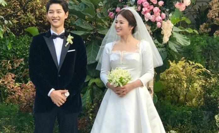 Song Joongki Files Divorce