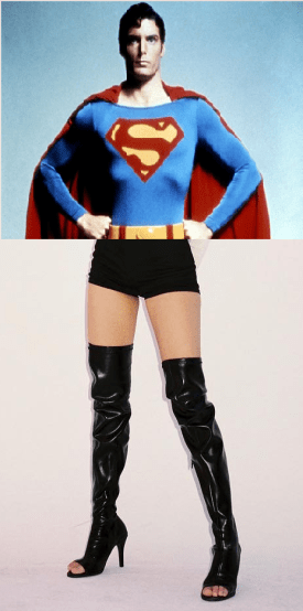 Blackpink Lisa Superman