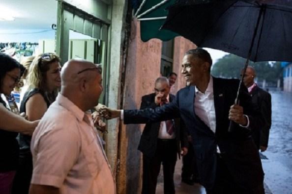 Obama ha propiciado un acercamiento a Cuba. Foto: photo credit: US Department of State Bienvenido! via photopin (license)