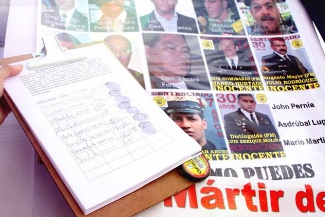 A pesar de la recolección de firmas, el TSJ anuló la Ley de Amnistía aprobada por la AN. Foto: Cortesía Ernesto García