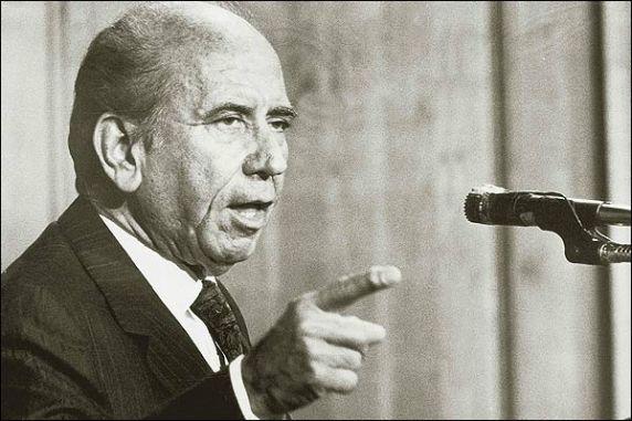 En 1992 Carlos Andrés Pérez era el presidente de la República. Foto: Cortesía